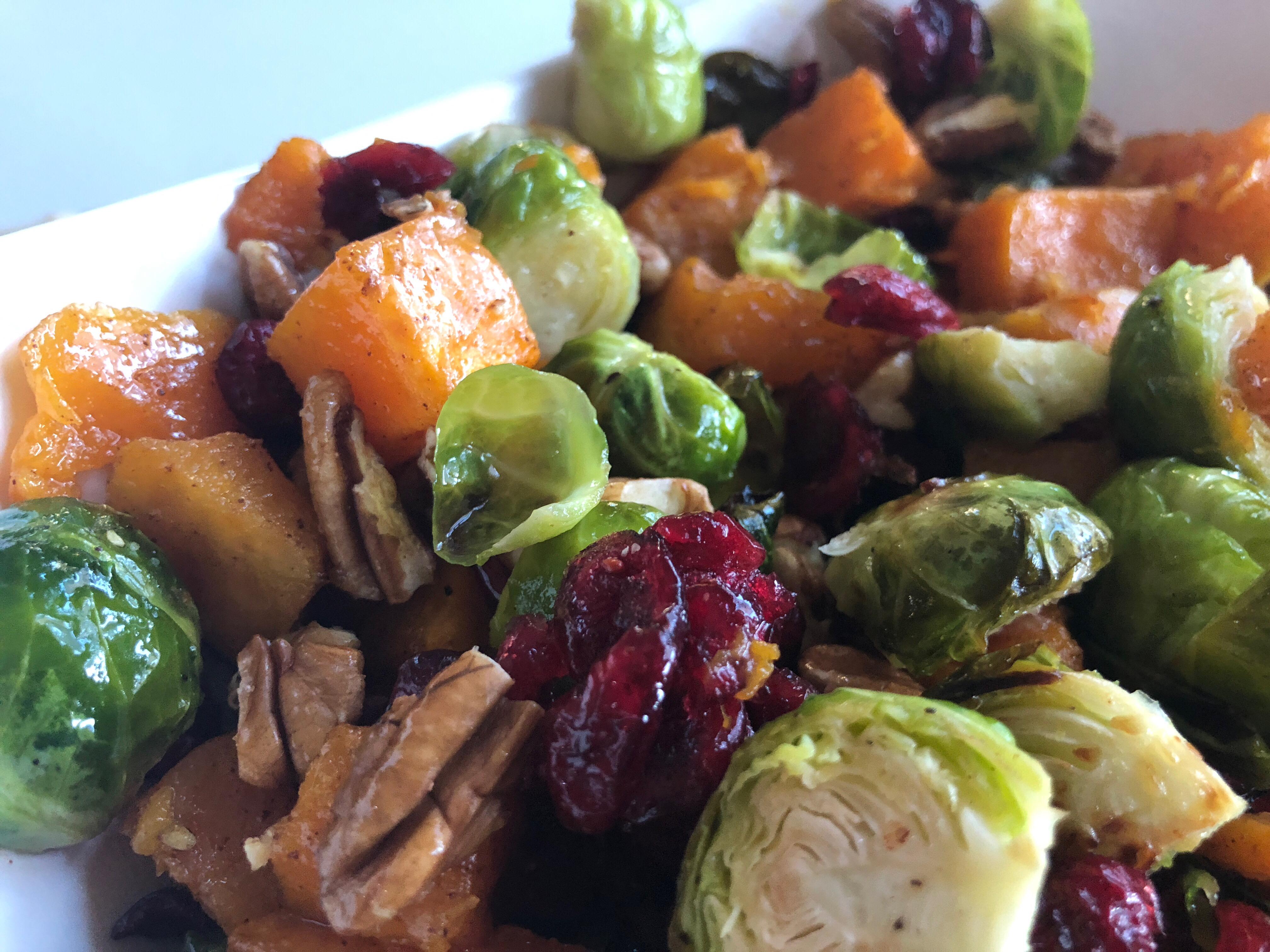 Detail of vegetables