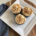 Gluten-Free Salted Caramel Cupcakes