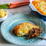 Easy Cheesy Shepherd's Pie
