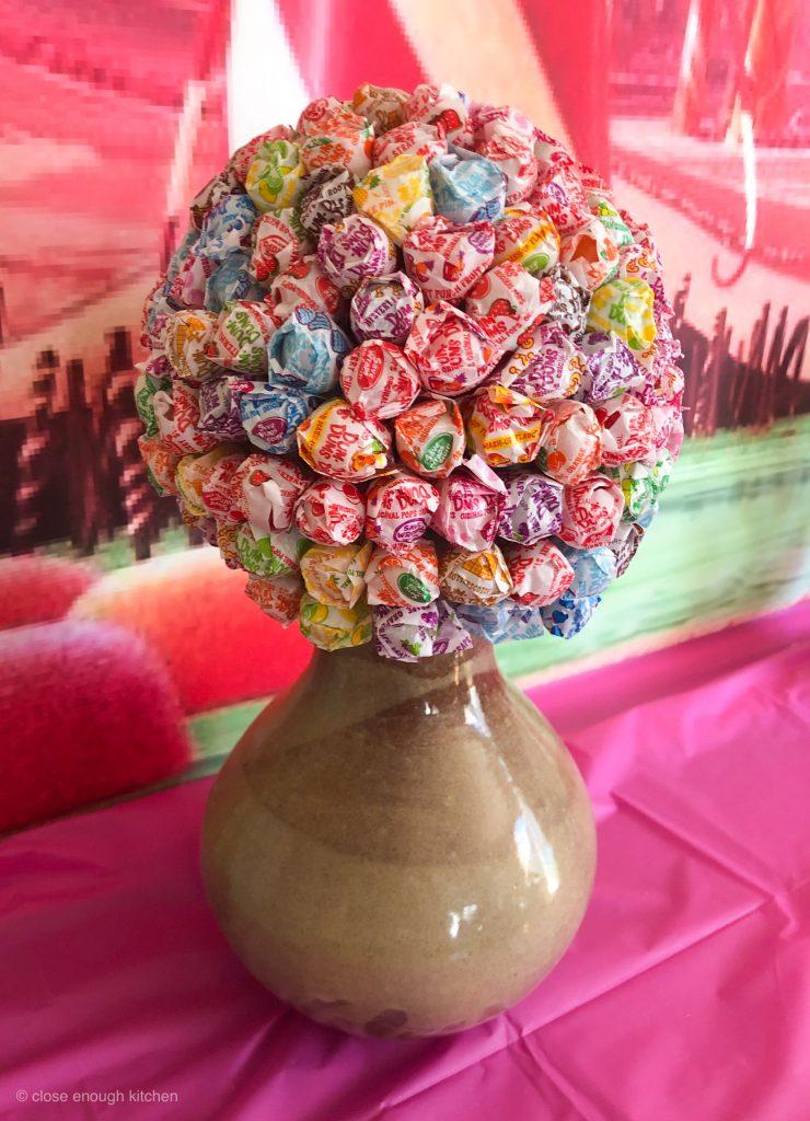 Decorative Lollipop Tree