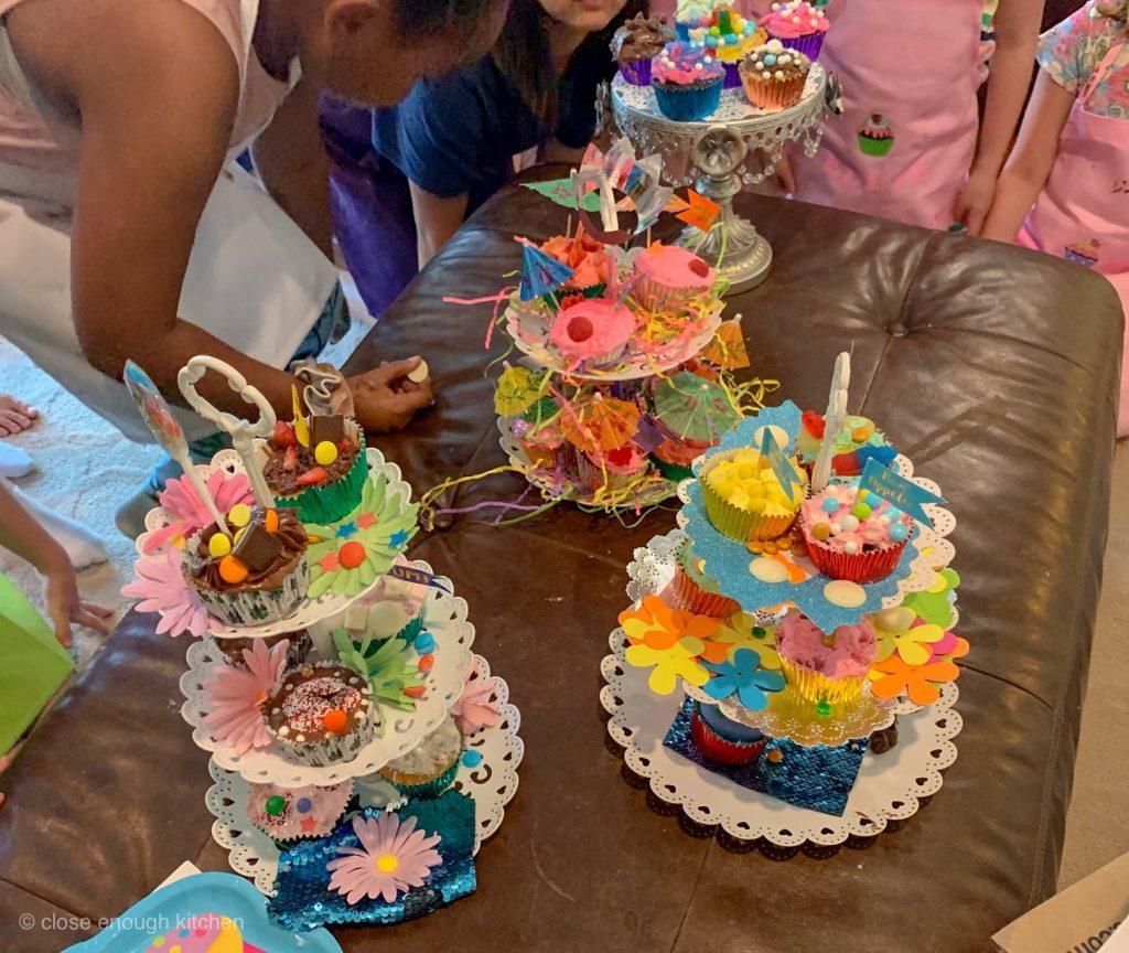 Cupcakes Presentations